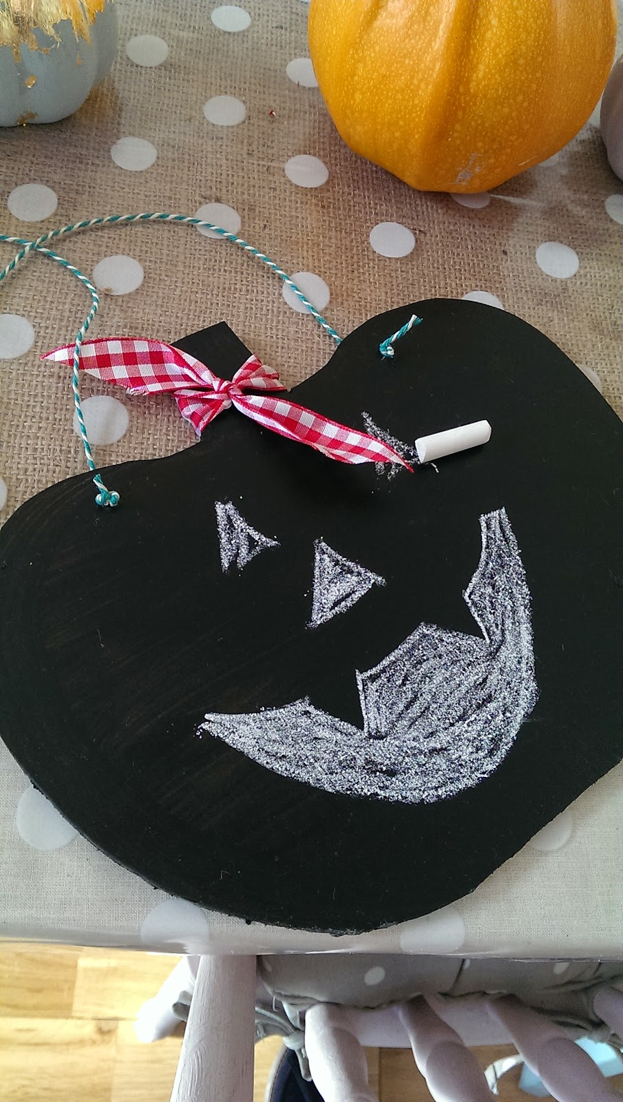Make Your Own Halloween Decorations Brick Dust Glitter