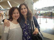 Belinda and I
