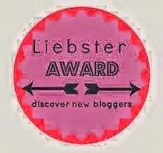 Leibster Award Recipient