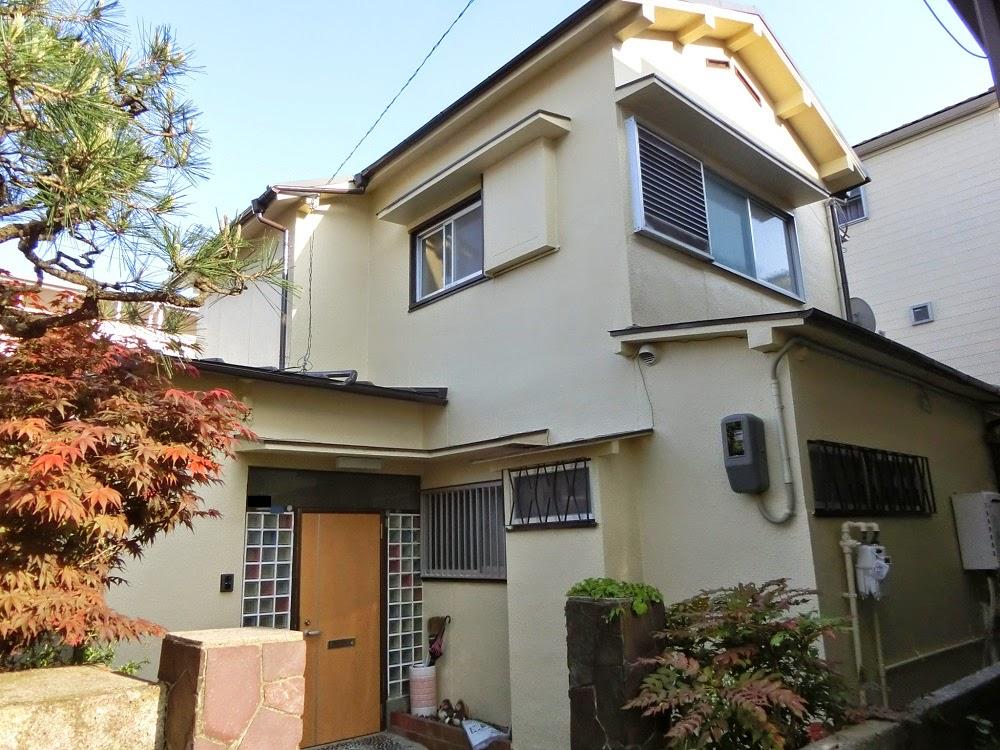 塗り替え実績: 神戸市垂水区星が丘 M様邸