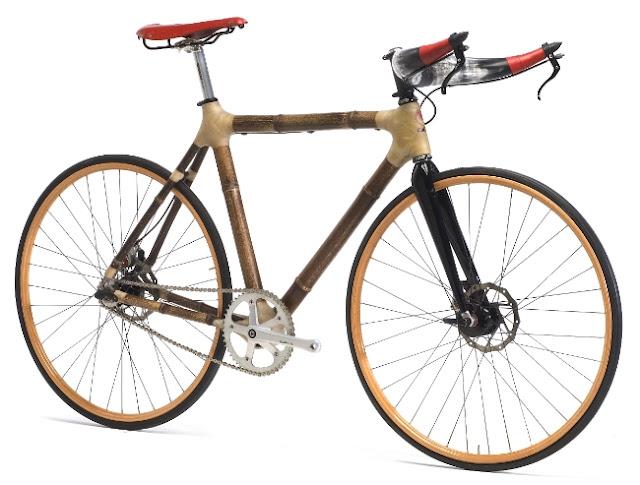 Bamboo Bike Bamboo Craft Photo