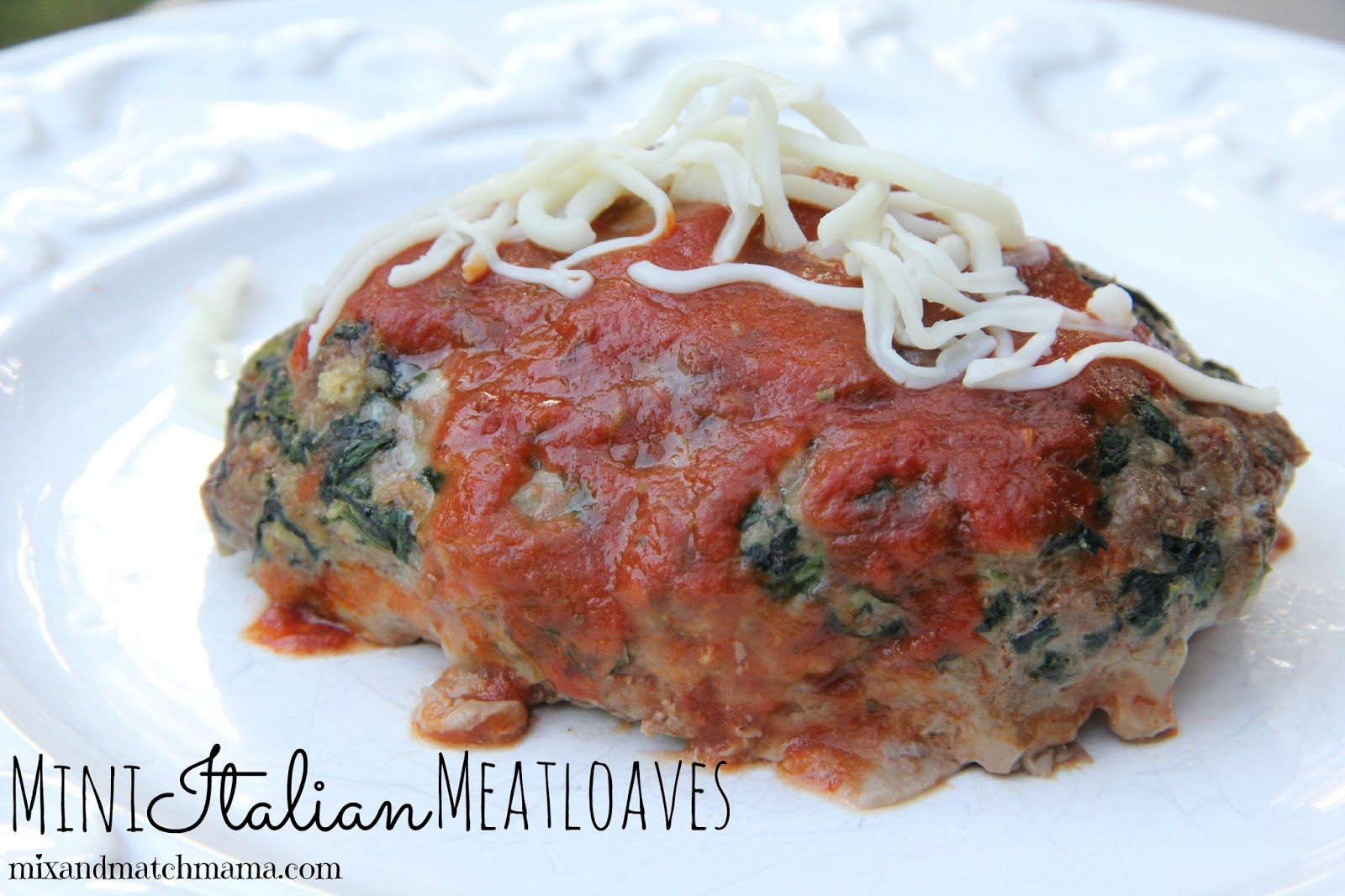 Mini Meatloaves Recipe — Dishmaps