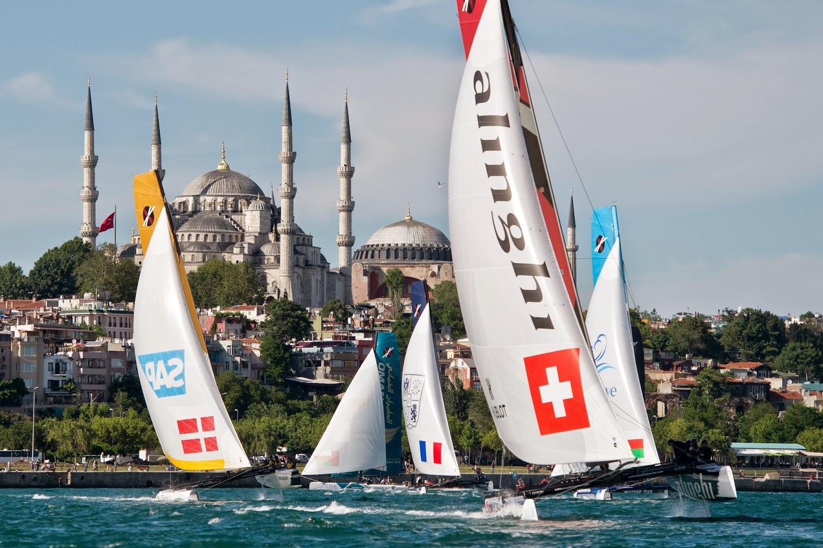 Les EXSS attendus à Istanbul.