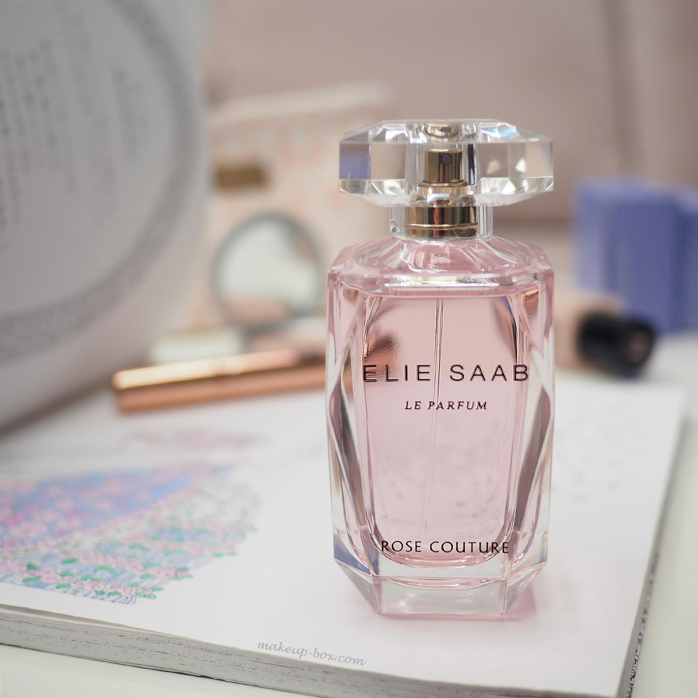 The Makeup Box Elie Saab Le Parfum Rose Couture