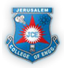 Walk-In Interview for Assistant Professor Vacancies-Jerusalaem College of Engineering