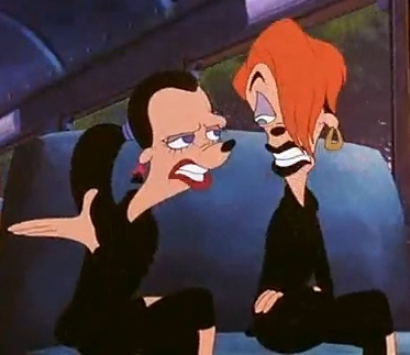 2 Goth Girls From A Goofy Movie While Going To School Max Sings After Today Showcasing Different Kinds Of 90s Kids Skaters Trekkies