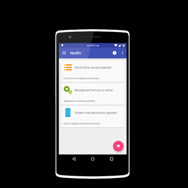 Notific Pro v4.0.1 Cracked Apk