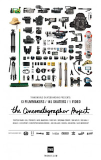 SKATERNOISE TRANSWORLD - The Cinematographer Project