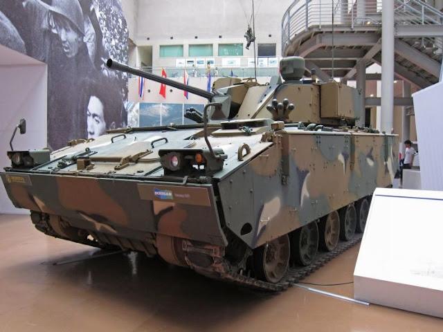 Tank / IFV K-21 Korea Selatan