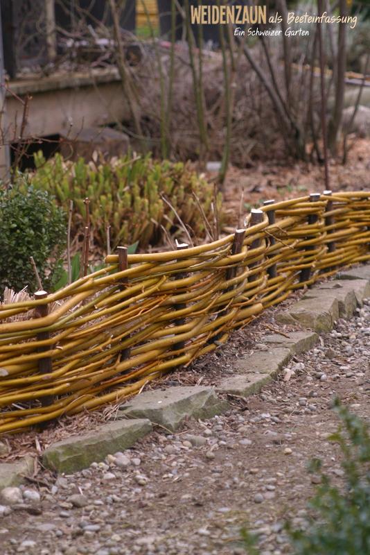 Ein schweizer garten 03 13 - Garten beeteinfassung ...