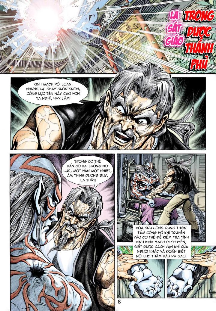 Tân Tác Long Hổ Môn chap 193 - Trang 8