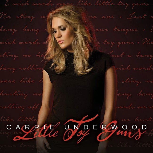 Download Carrie Underwood - Little Toy Guns 2014 MP3 Música