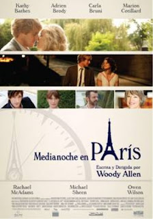 Medianoche en París: Midnight in Paris (2011)