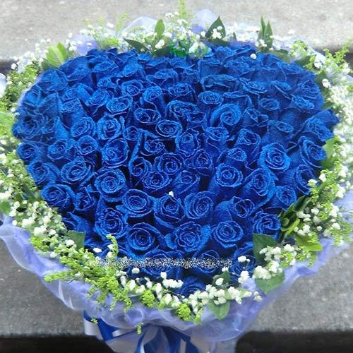 Bó hoa hồng đẹp tặng bạn gái