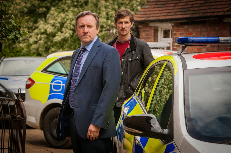Neil Dudgeon as DCI Barnaby and Gwilym Lee as DS Nelson
