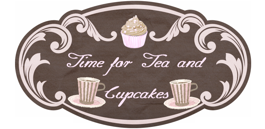 Time for tea and cupcakes