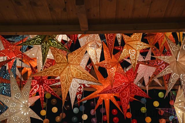Sterne Weihnachtsmarkt Hannover