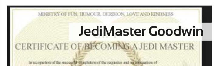 Master Goodwin