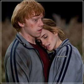 Hermione&Ron.