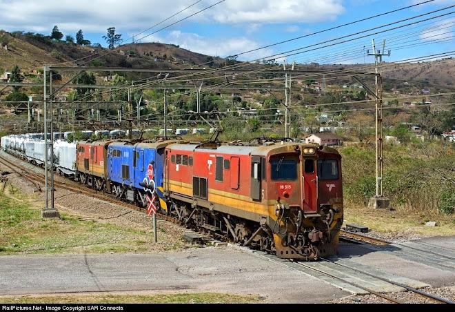 18-515 & Cement Train
