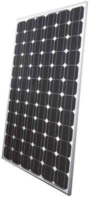 bateria słoneczna monokrystaliczna