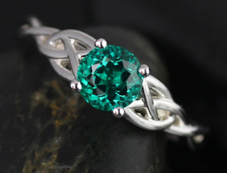 The Best Emerald green Cut