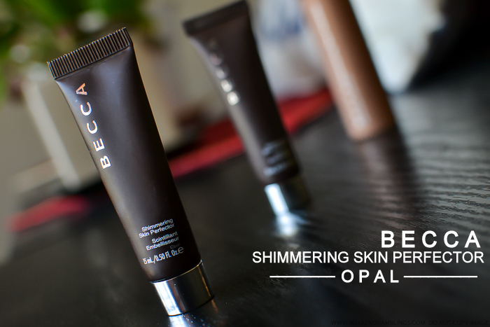 Becca Shimmering Skin Perfector Opal Liquid Highlighter Review