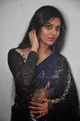 Avanthika glamorous photos in saree-thumbnail-13