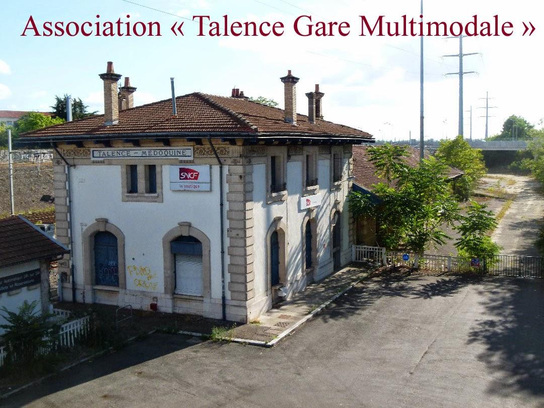 Association « Talence Gare Multimodale »