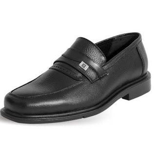 Jual Sepatu Kulit Asli Casual