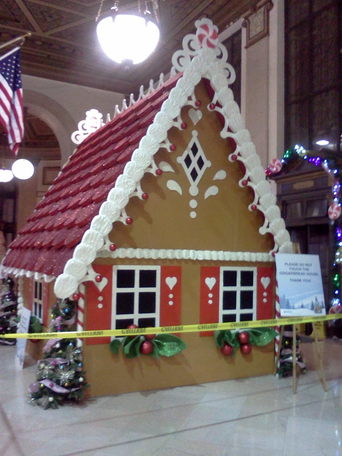 Gingerbread house ideas for office house plan 2017 for Gingerbread house floor plans