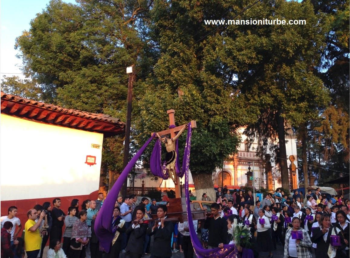 Holy Week in Patzcuaro Mexico