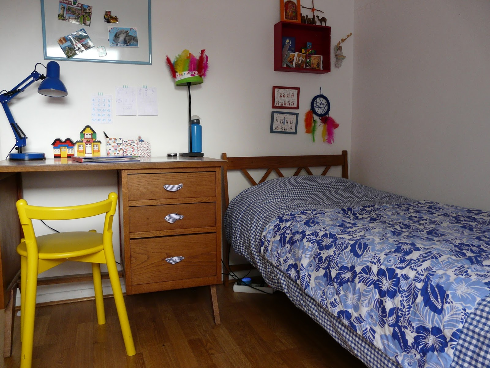 Tante cath le blog !: chambre de garçon déco vintage