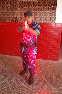 Arma Teaser para a Guarda Municipal de Cristalina GOIÁS