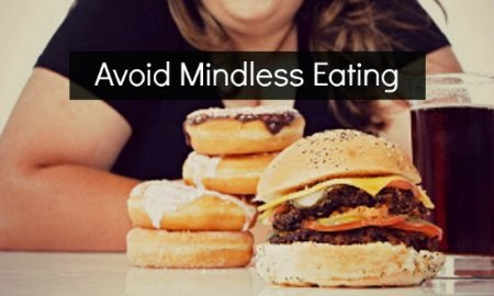 Avoid mindless eating when upset to prevent obesity and Gas related problems via geniushowto.blogspot.com step3 how to stop burping