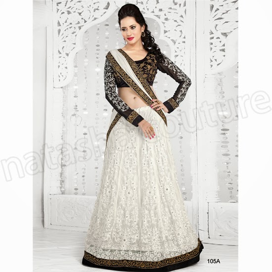 Bridal wear Lehenga Choli by Natasha Couture