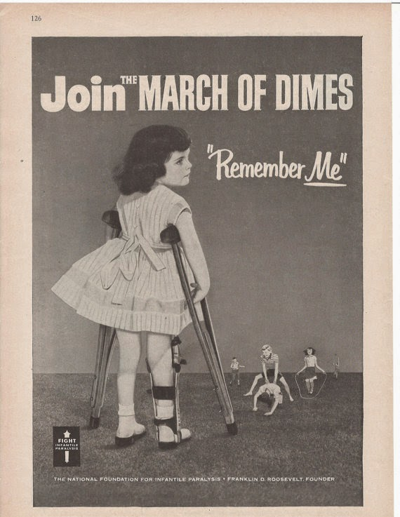 Fdr March Of Dimes