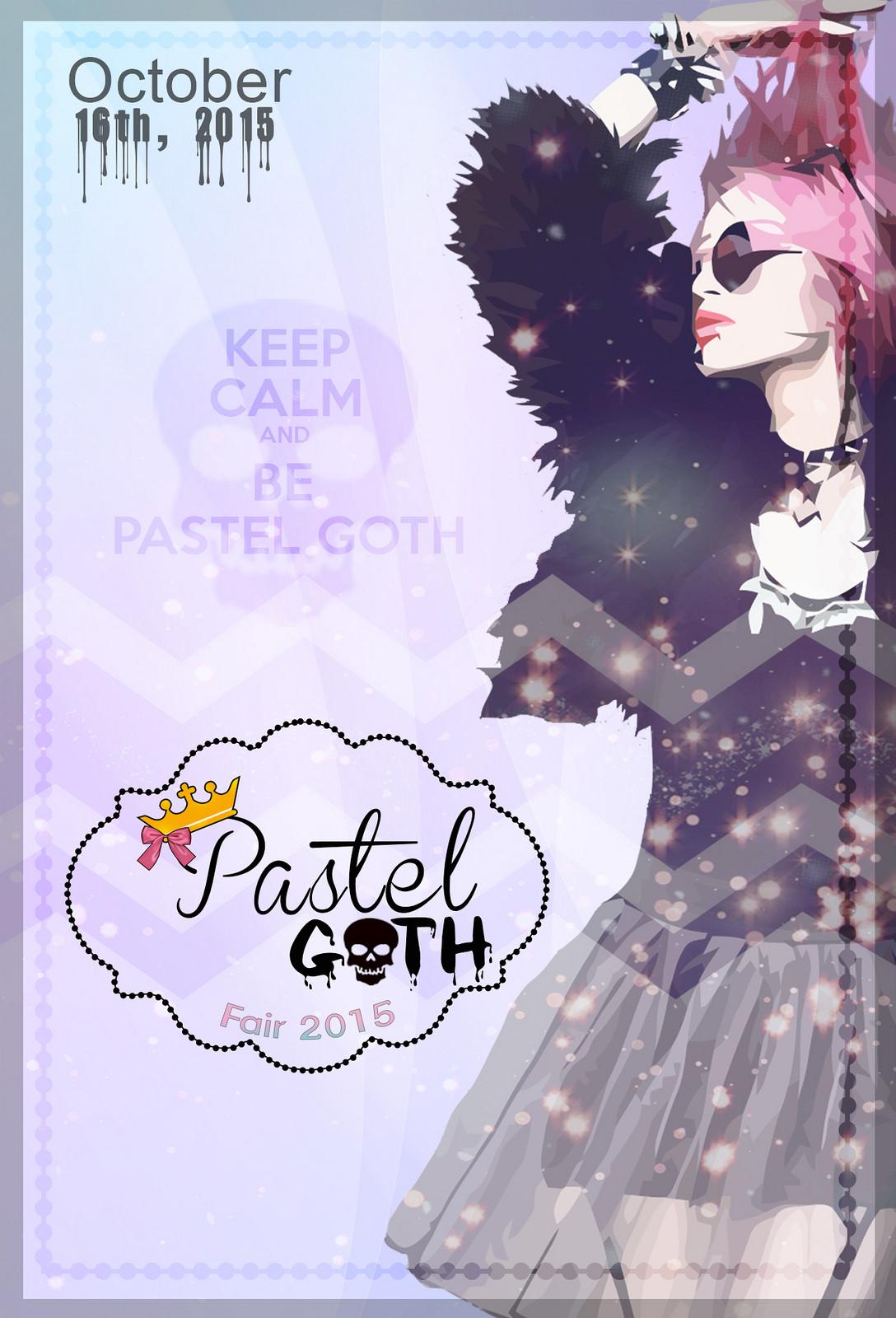 Pastel Goth Fair 2015