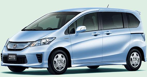 Starzcarz car news review audio tune up maintenance new honda freed hybrid 2011 cheapraybanclubmaster Images