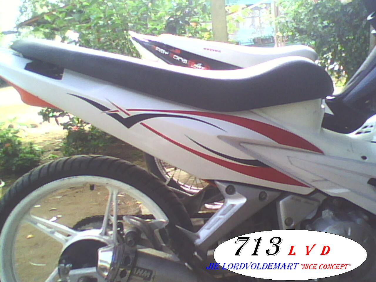 Modifikasi Jupiter Mx Full