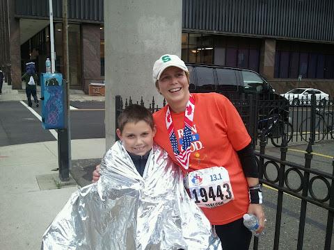 Detroit Half Marathon 2011