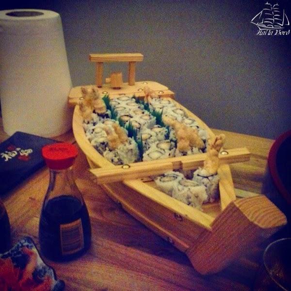 corabie sushi zen sushi dorobanti bucuresti