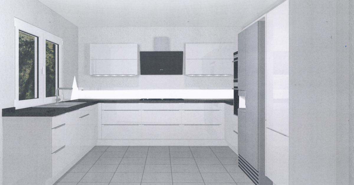 ein viebrockhaus bauen im harz k che die. Black Bedroom Furniture Sets. Home Design Ideas