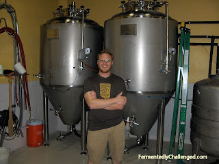 Kyle Carbaugh of Wiley Roots Brewing Co
