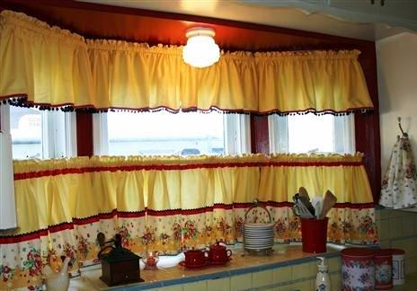 Home design tips and ideas designer kitchen curtains