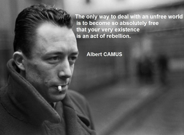 expository essay on the stranger by albert camus