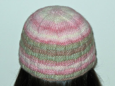 Basketweave Hat Pattern