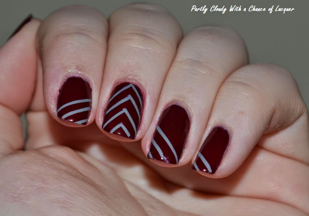 Fall-ing For Nail Art Challenge: Fall Inspired Colors | Partly ...