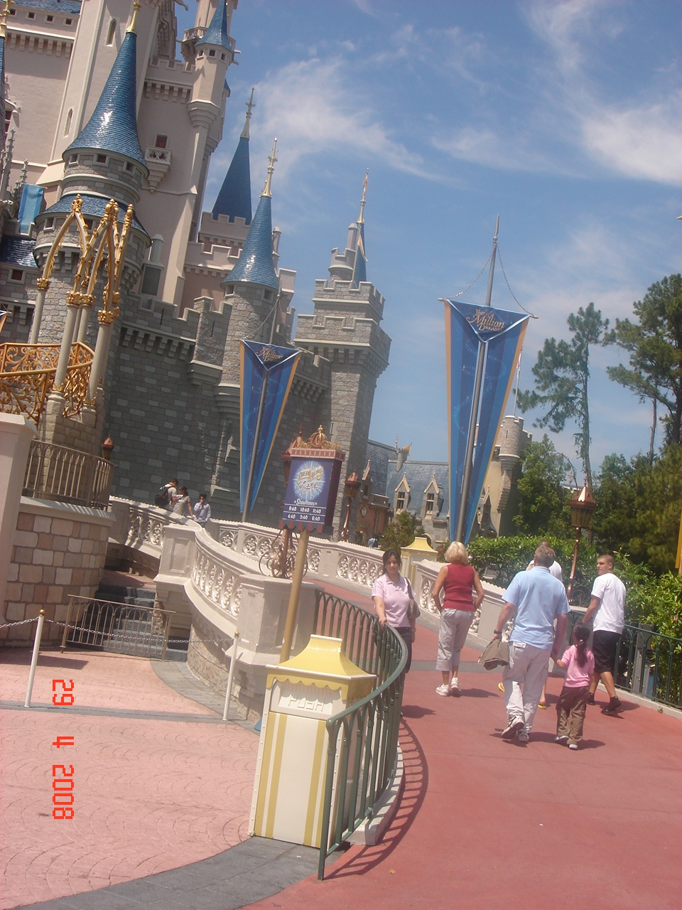 Fantasy Land at Magic Kingdom in Orlando