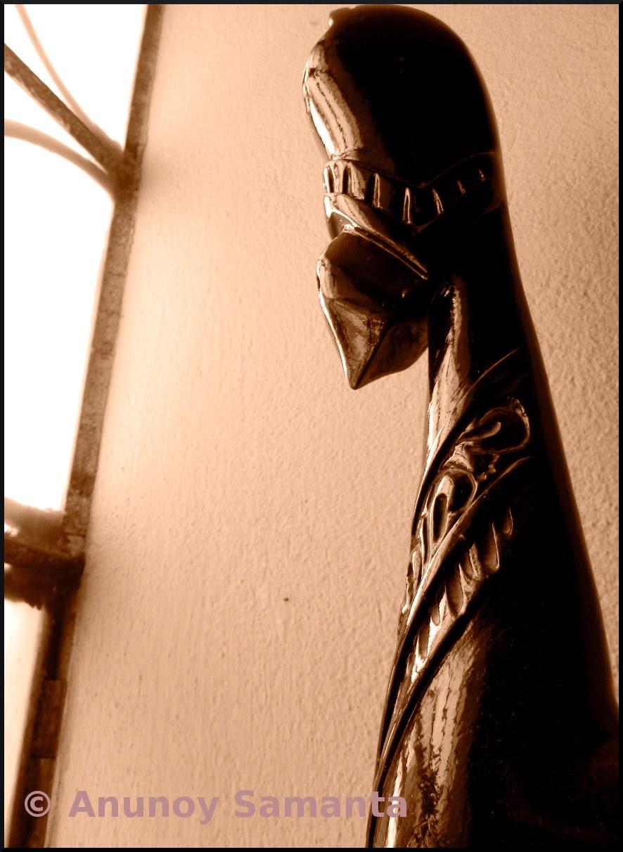 Wooden Bankura Horse